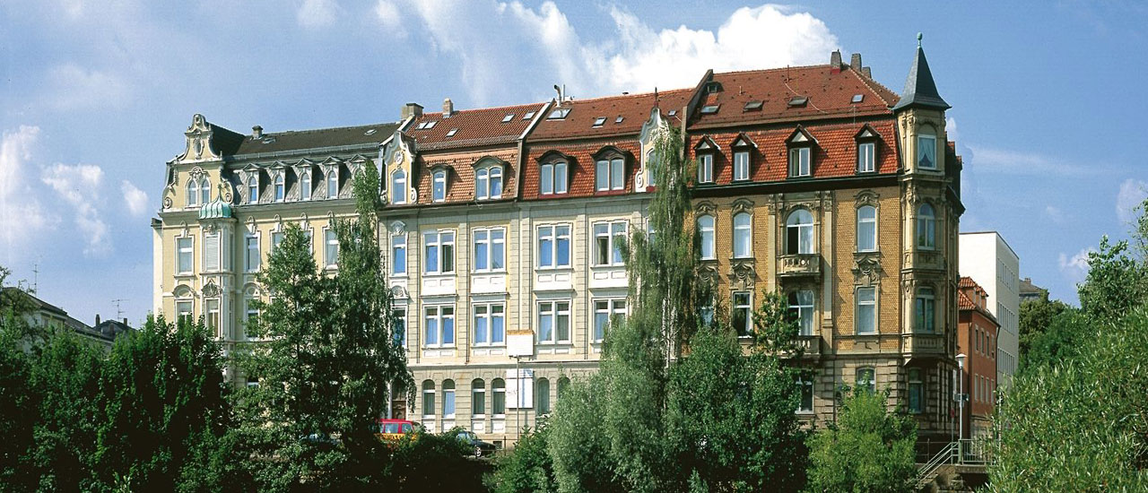 Die Klinik am Heinrichsdamm